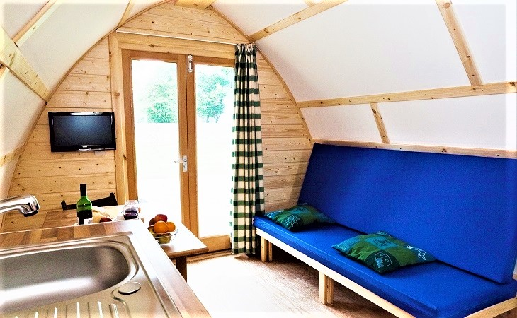 Wigwam Ribble Valley - - Wigwam Holidays