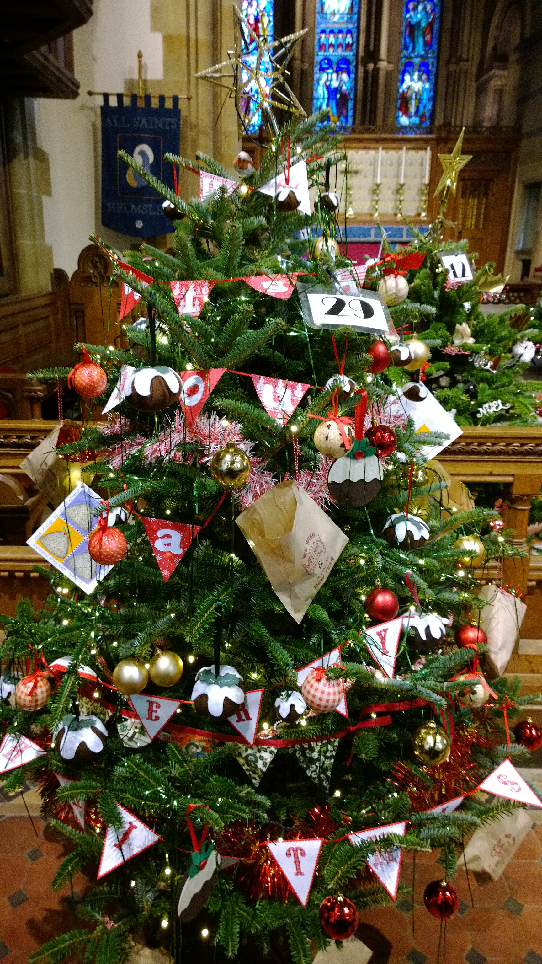 Helmsley Christmas Tree Festival - - Helmsley in Business