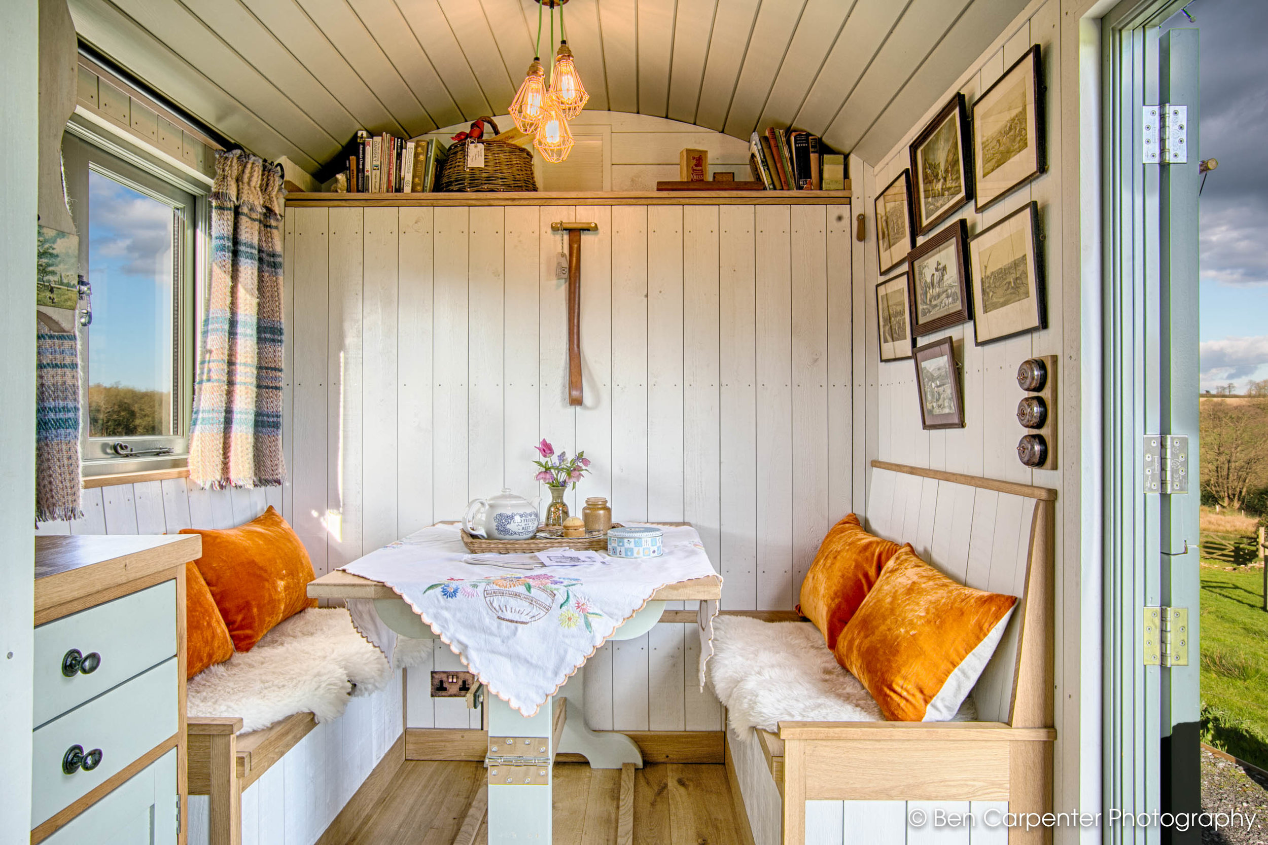 Dimpsey Glamping - - The Rural Travel Guide