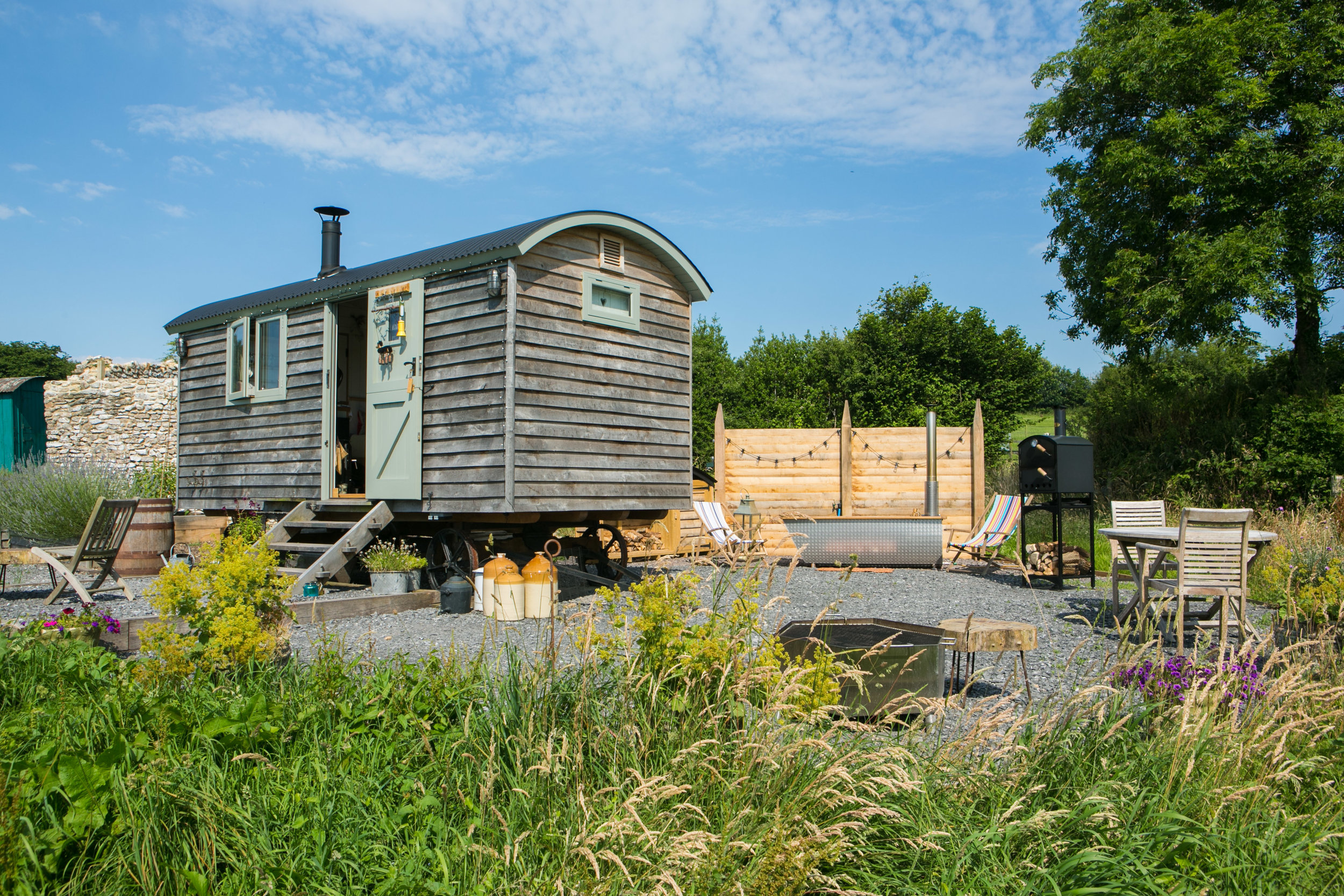 High-end glamping - - The Rural Travel Guide