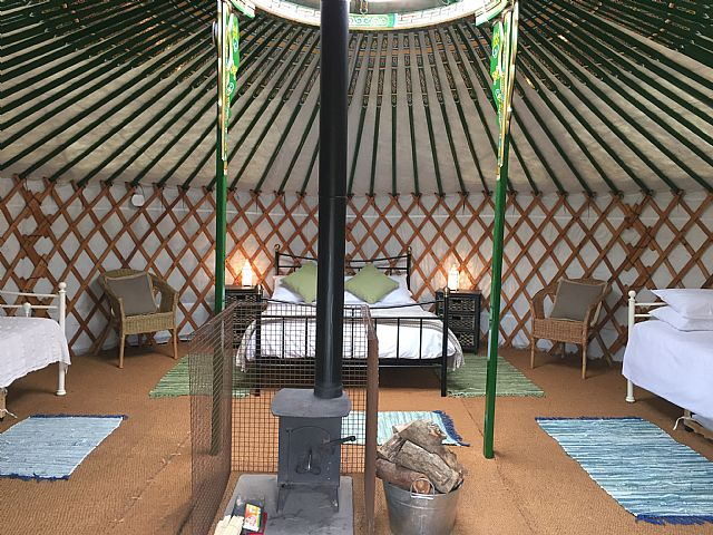 Caalm Camp, Dorset - - The Rural Travel Guide