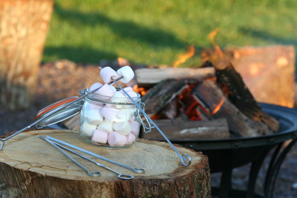 The site is open all year round - - Caalm Camp, Dorset