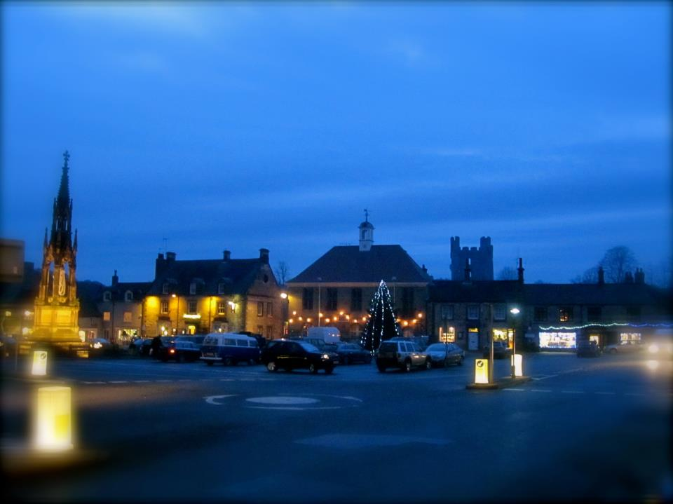 Helmsley Market Place - - The Rural Travel Guide
