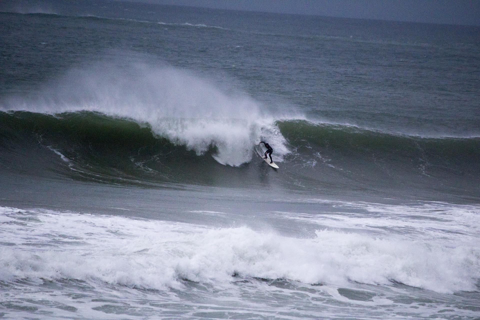 Surfing in Ireland - - Rural Travel Guide