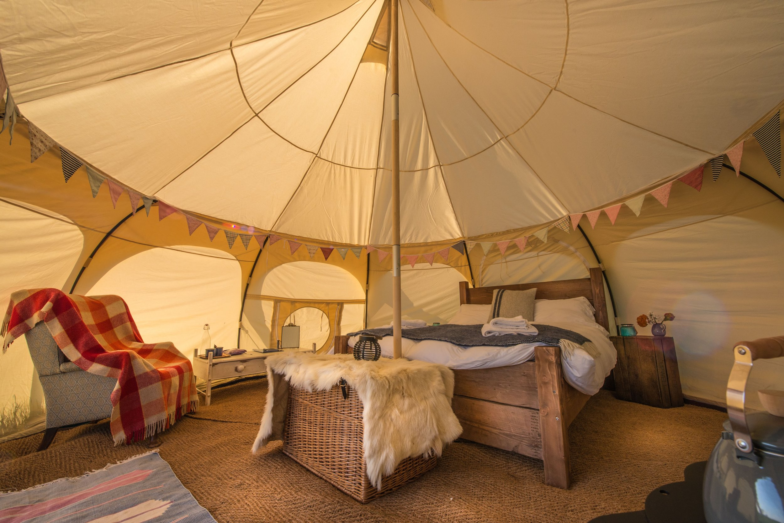 Hill Farm Glamping - - Harry Gladwin