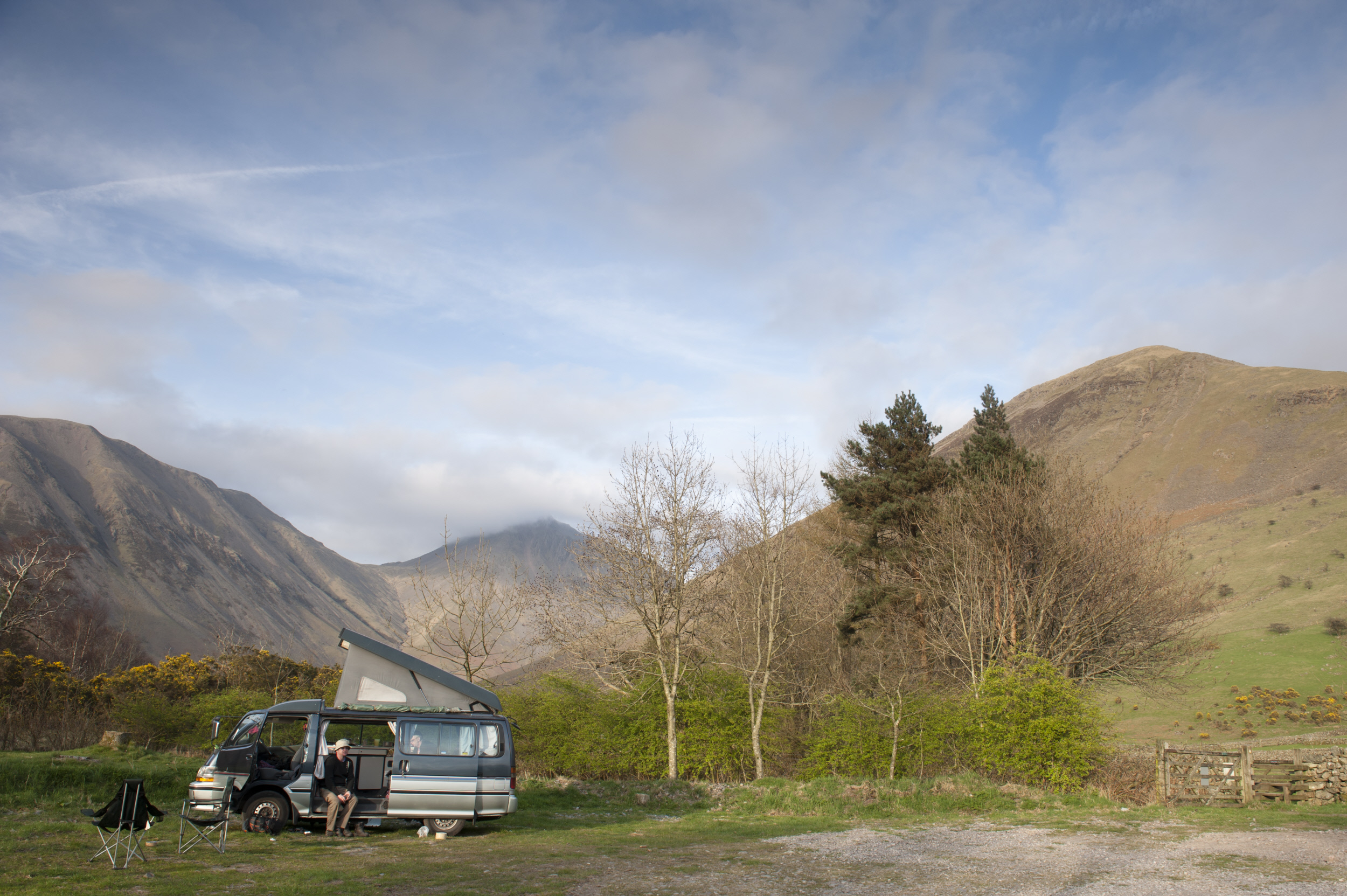 Wasdale Campsite - - The National Trust