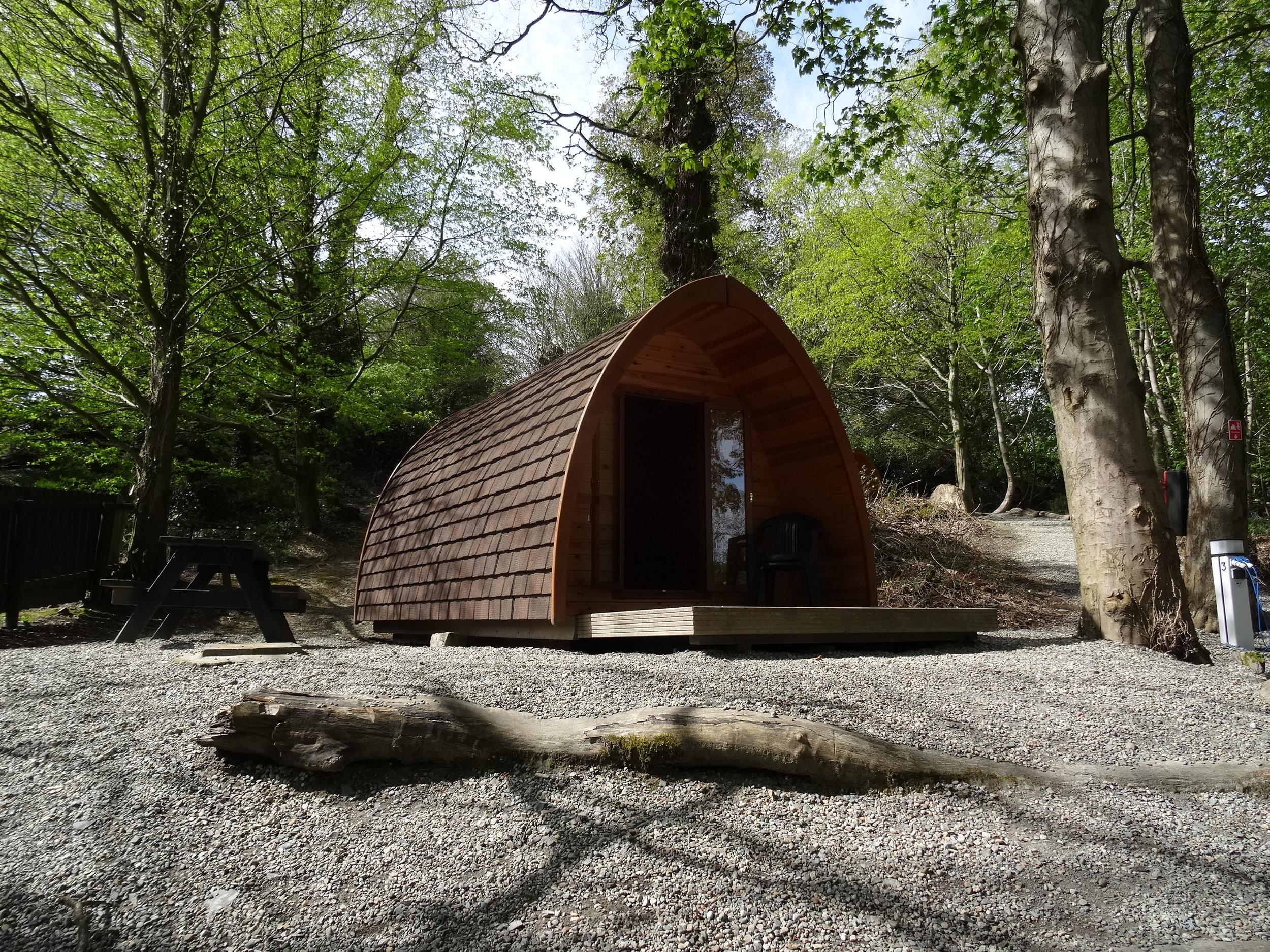 Castle Ward Campsite - - The National Trust