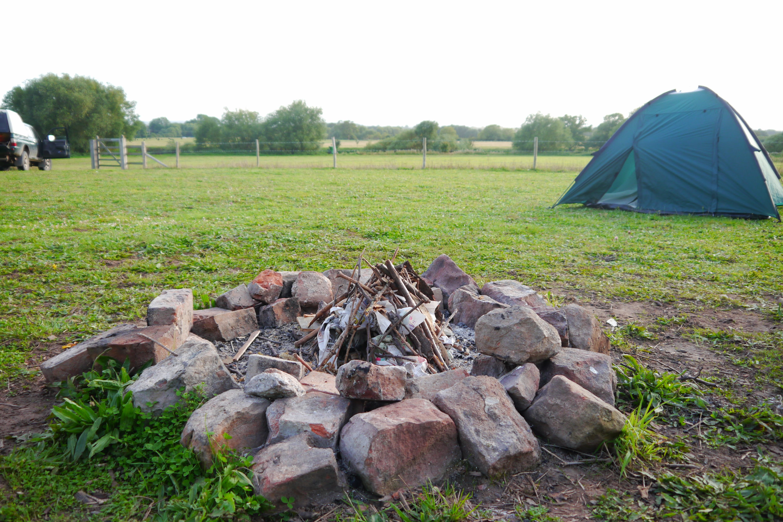Ismore Coppice Campground - - The National Trust