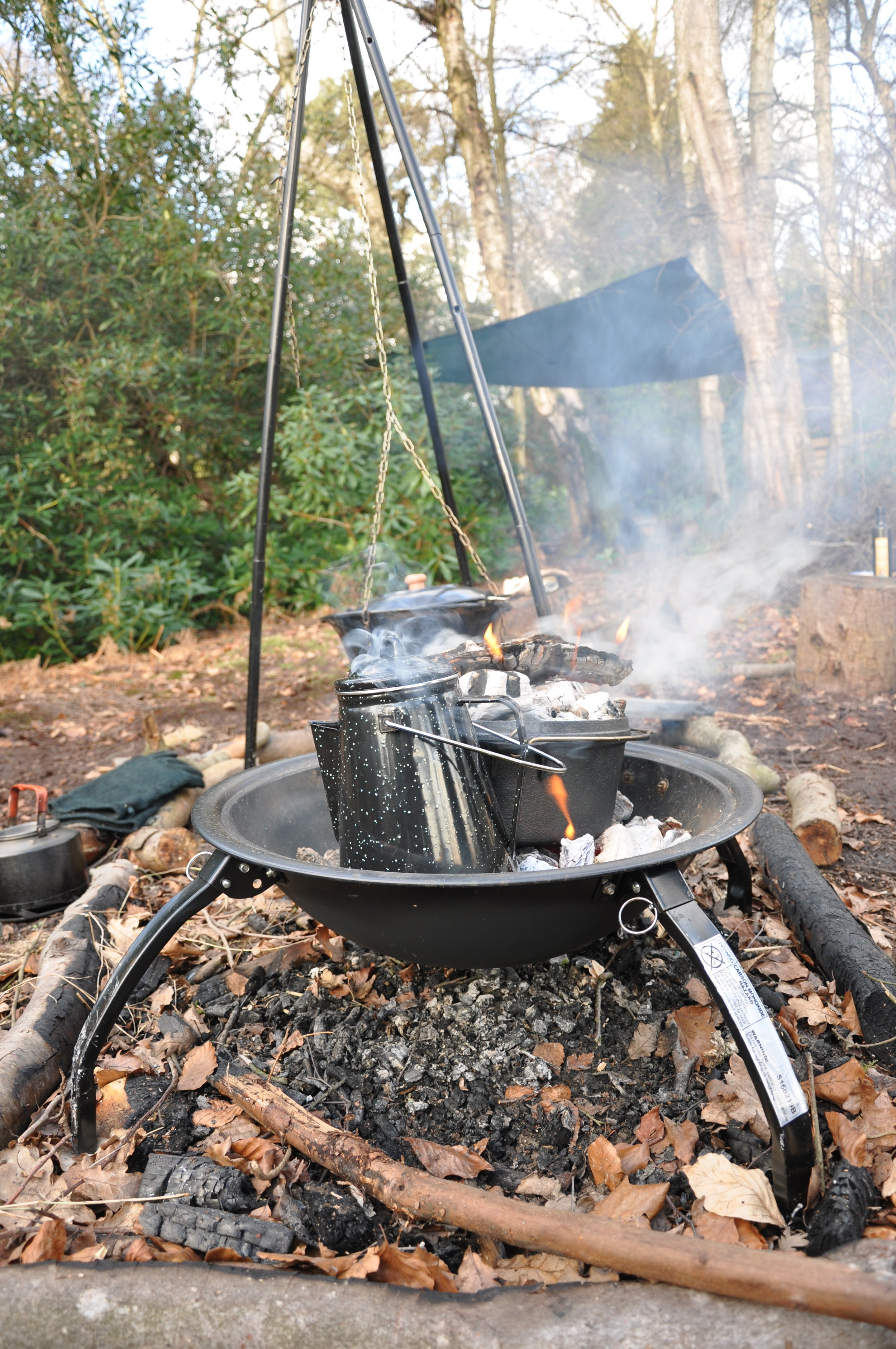 Fire and food - - Brightwood Training