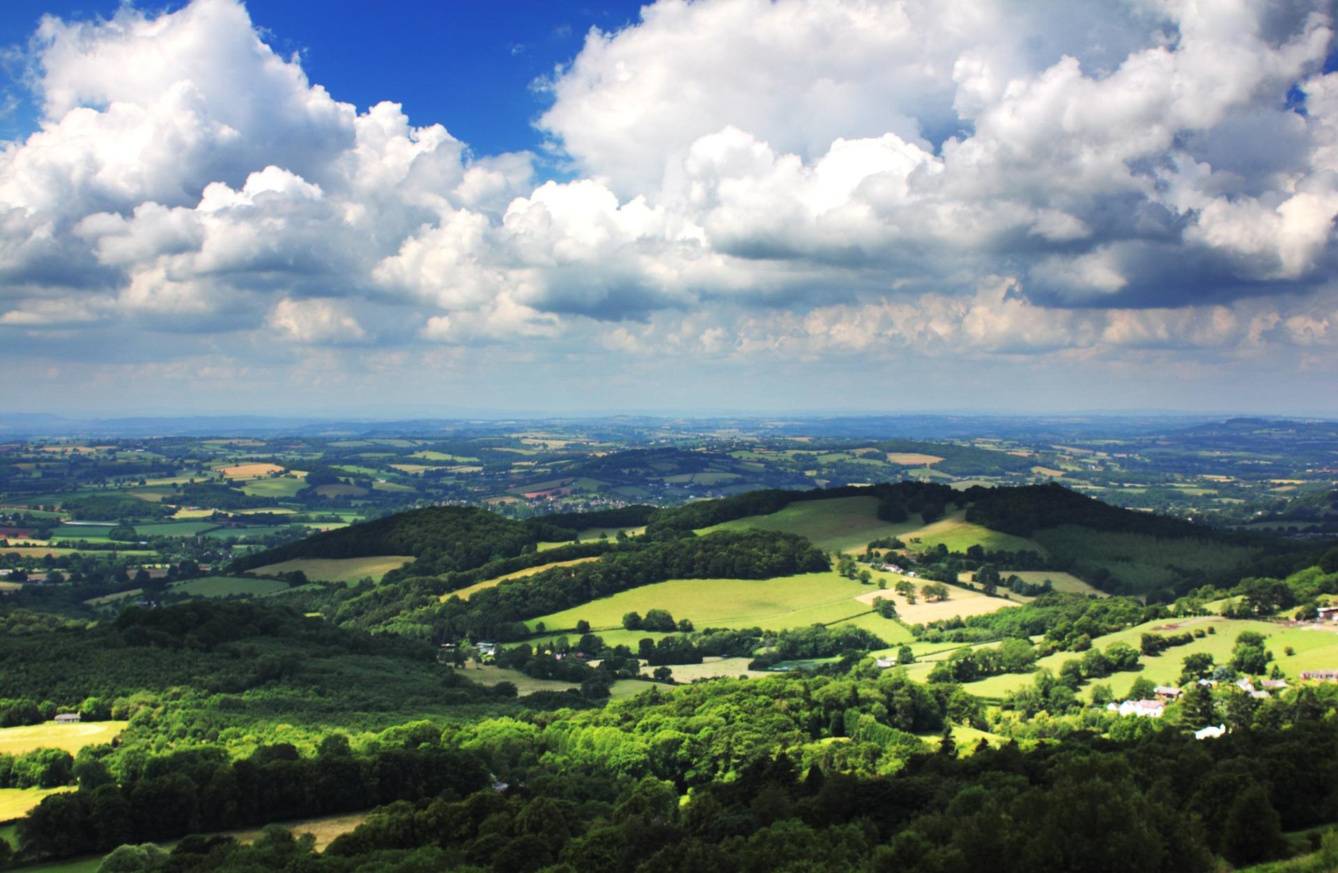 Malvern Hills AONB -