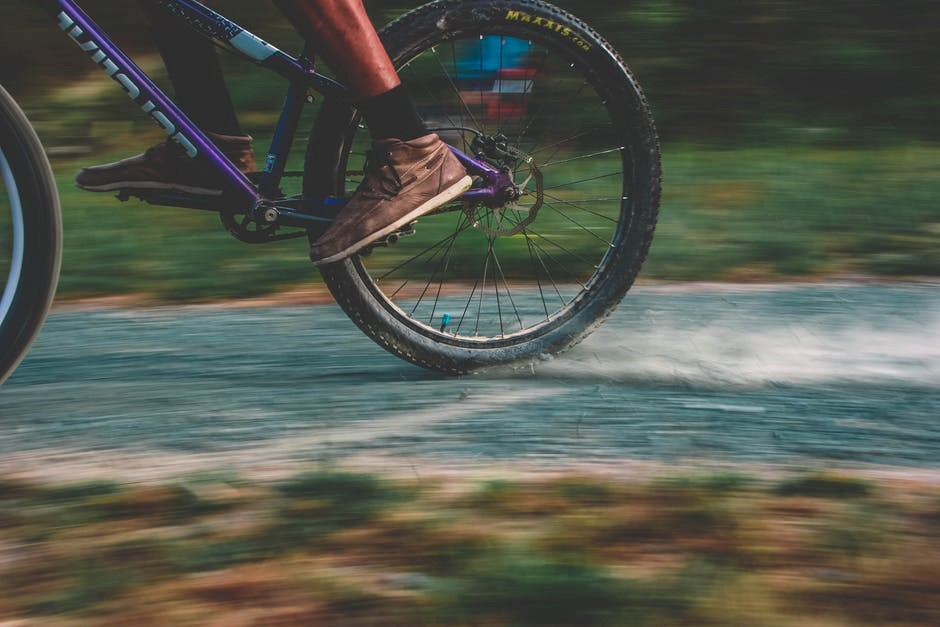 Let your bike be your guide… - - Macs Adventure