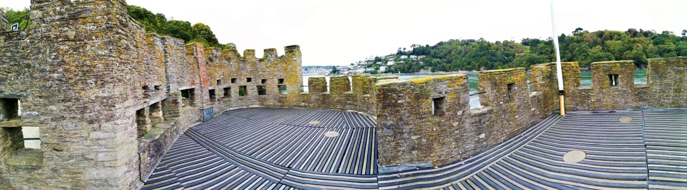 A Nick's eye view of Dartmouth… - - The Rural Travel Guide
