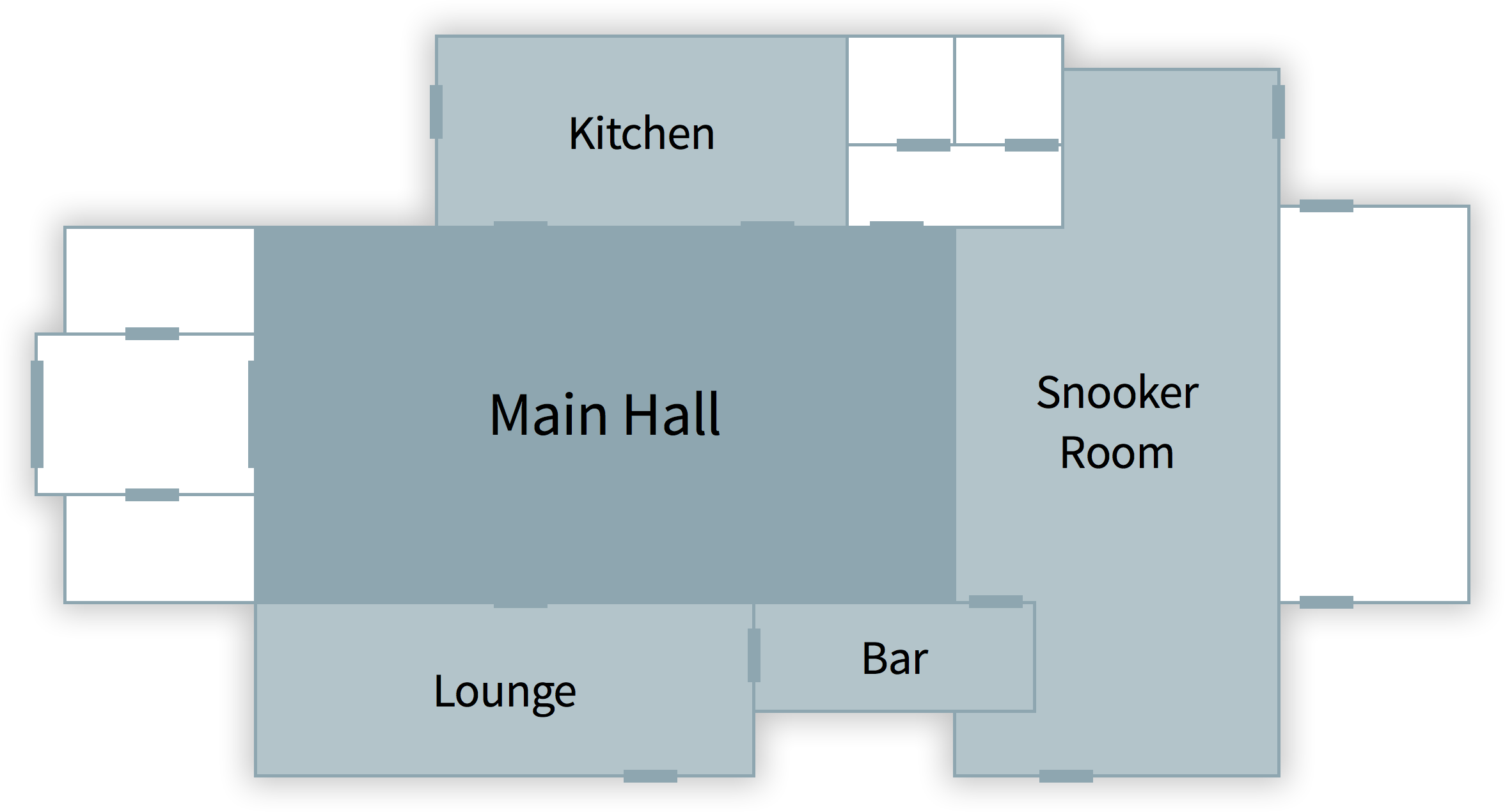 Hall Layout (click to enlarge)