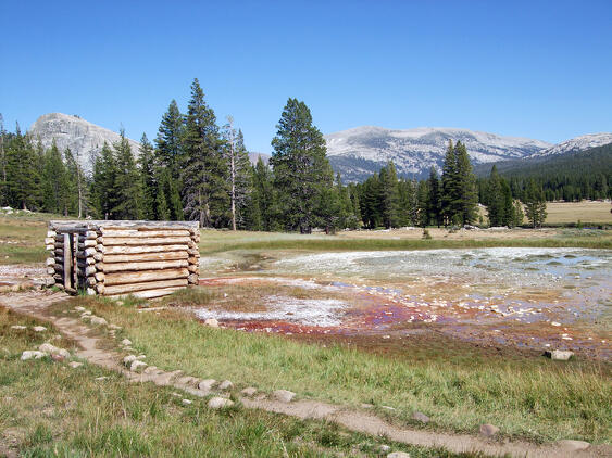 Soda Springs: I will never see this in the daylight.