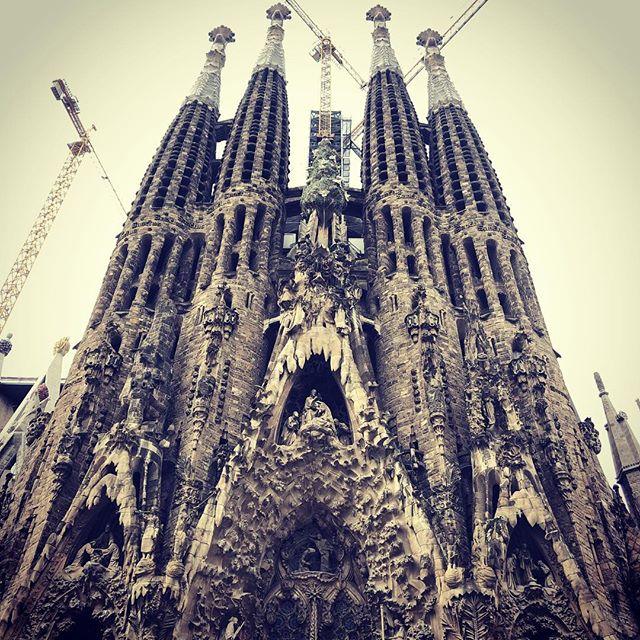 #sagradafamilia #underconstruction #takinglongerthanmaterdei