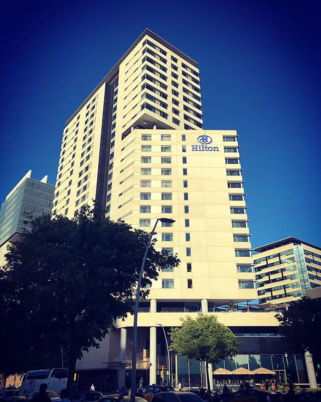 #hilton #hiltondiagonalmar #barcelona #sunny #hot #bluesky #hiltonhotels #family #vacation