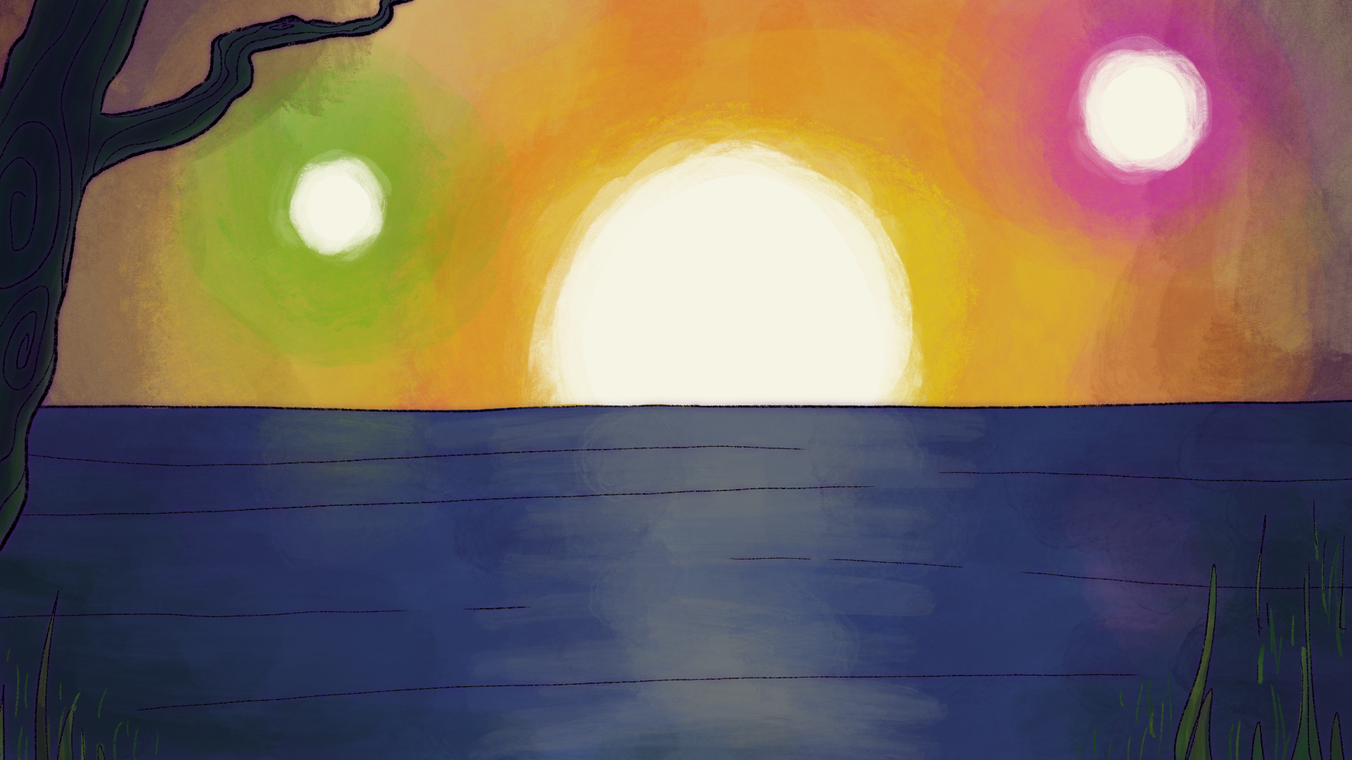 33 Green Planet Sunset.png