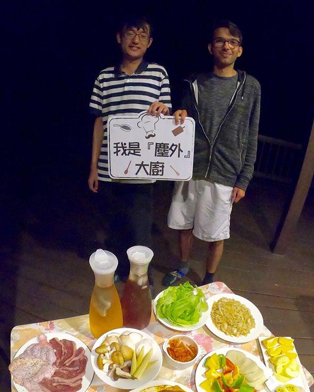 #塵客編號20190904  台灣到英國唸書的孩子 帶著他的同學遊玩台灣11天! 獨自安排許多景點介紹 年紀很年輕卻是成熟穩重  他的同學吃了很多沒吃過的食物以及水果!聽說最喜歡的是甜不辣🤔