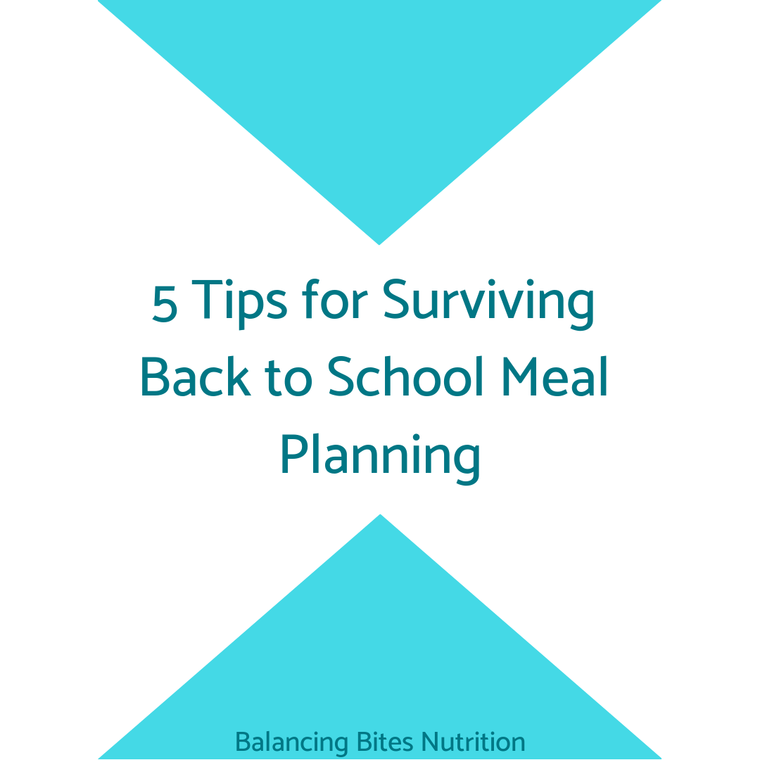 5 Tips for Surviving Back to School Meal Planning.png