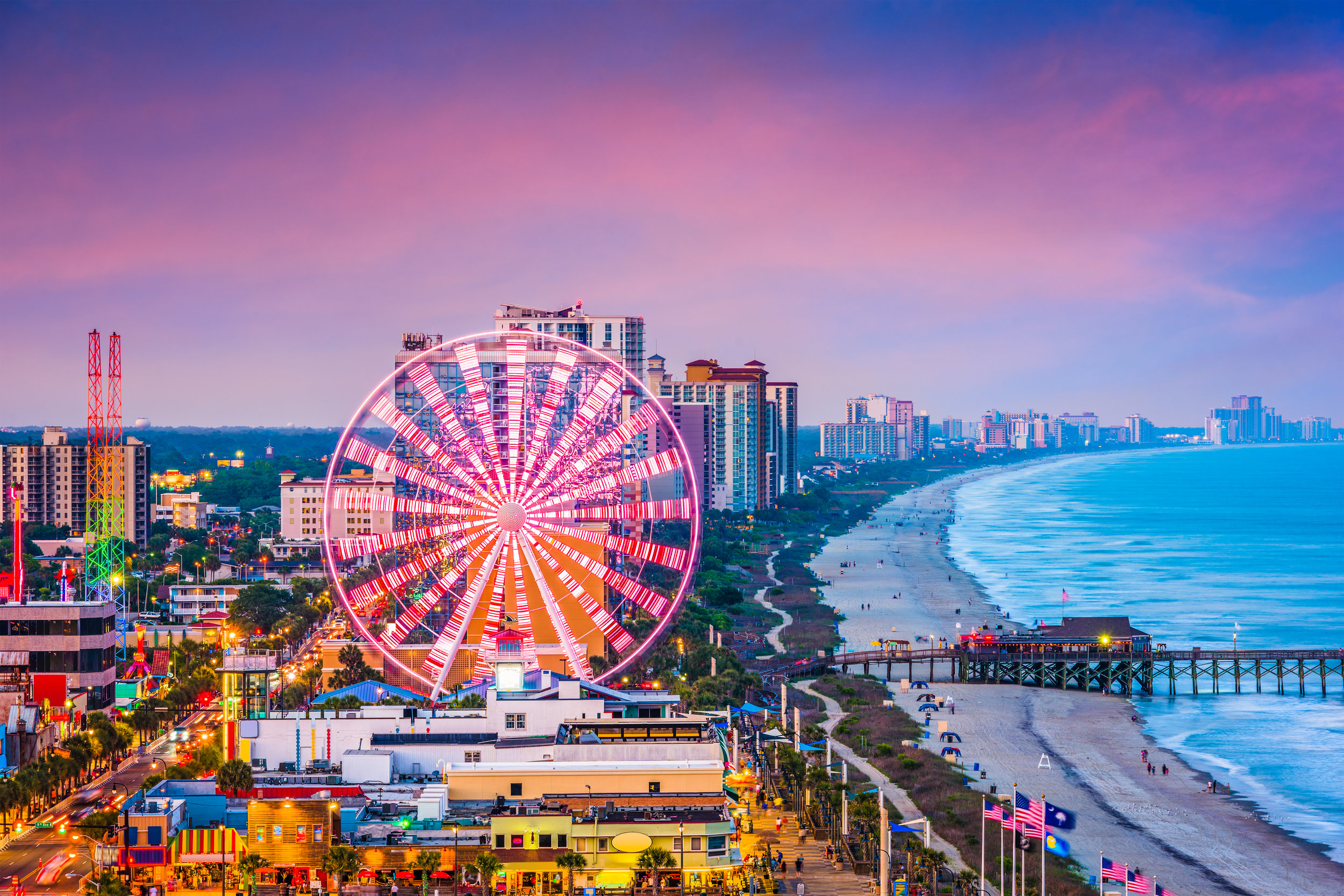 Save the Date! - 2019 SC Bar ConventionMyrtle Beach Marriott Resort & Spa at Grande DunesJanuary 17 – 20