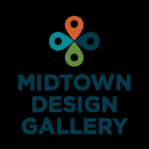 midtown design gallery logo