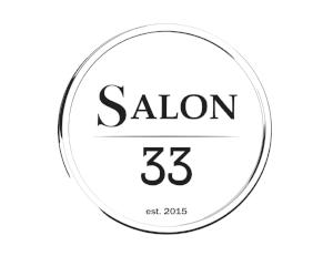 salon 33 logo