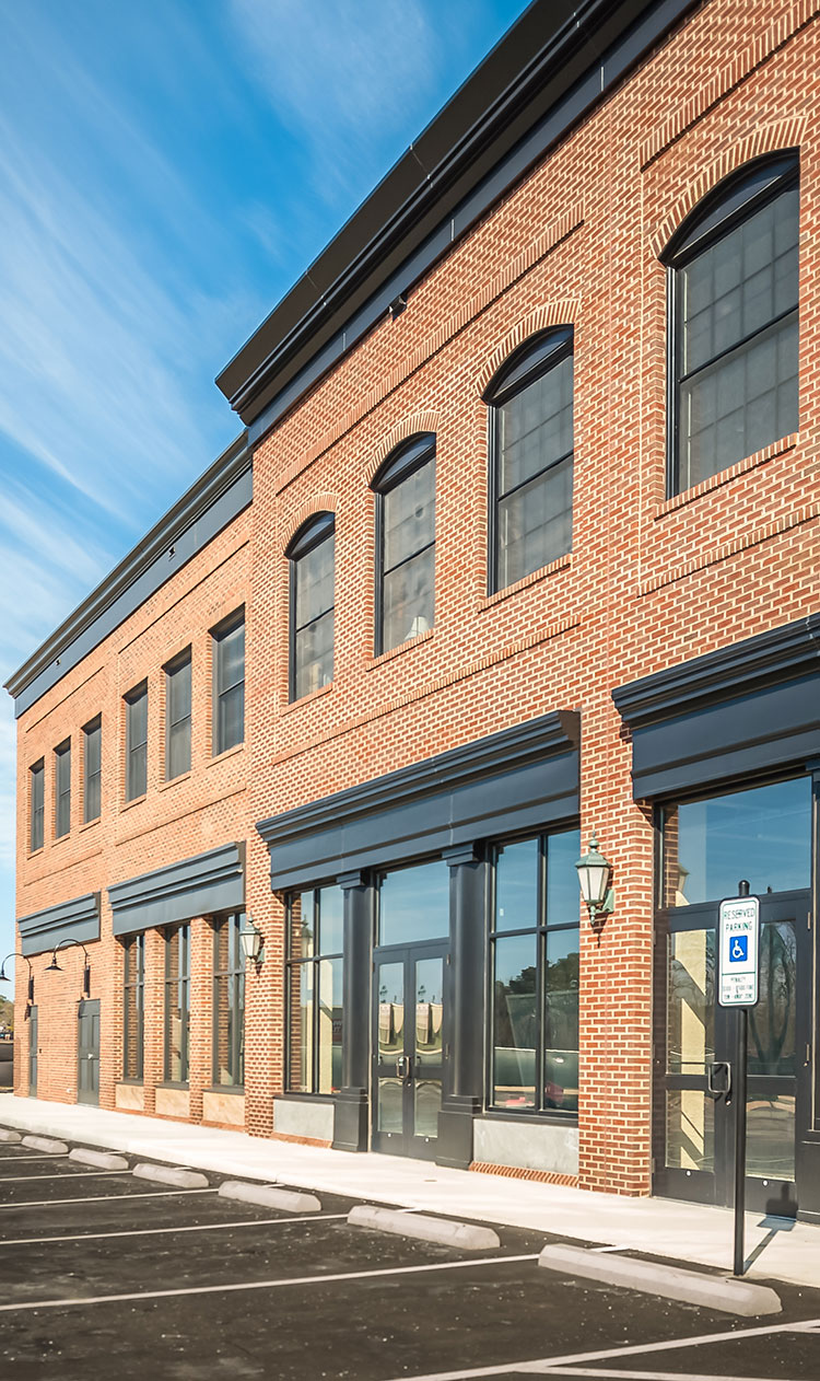 Radiant Nails and Spa will set up shop in the Emmer Row Building