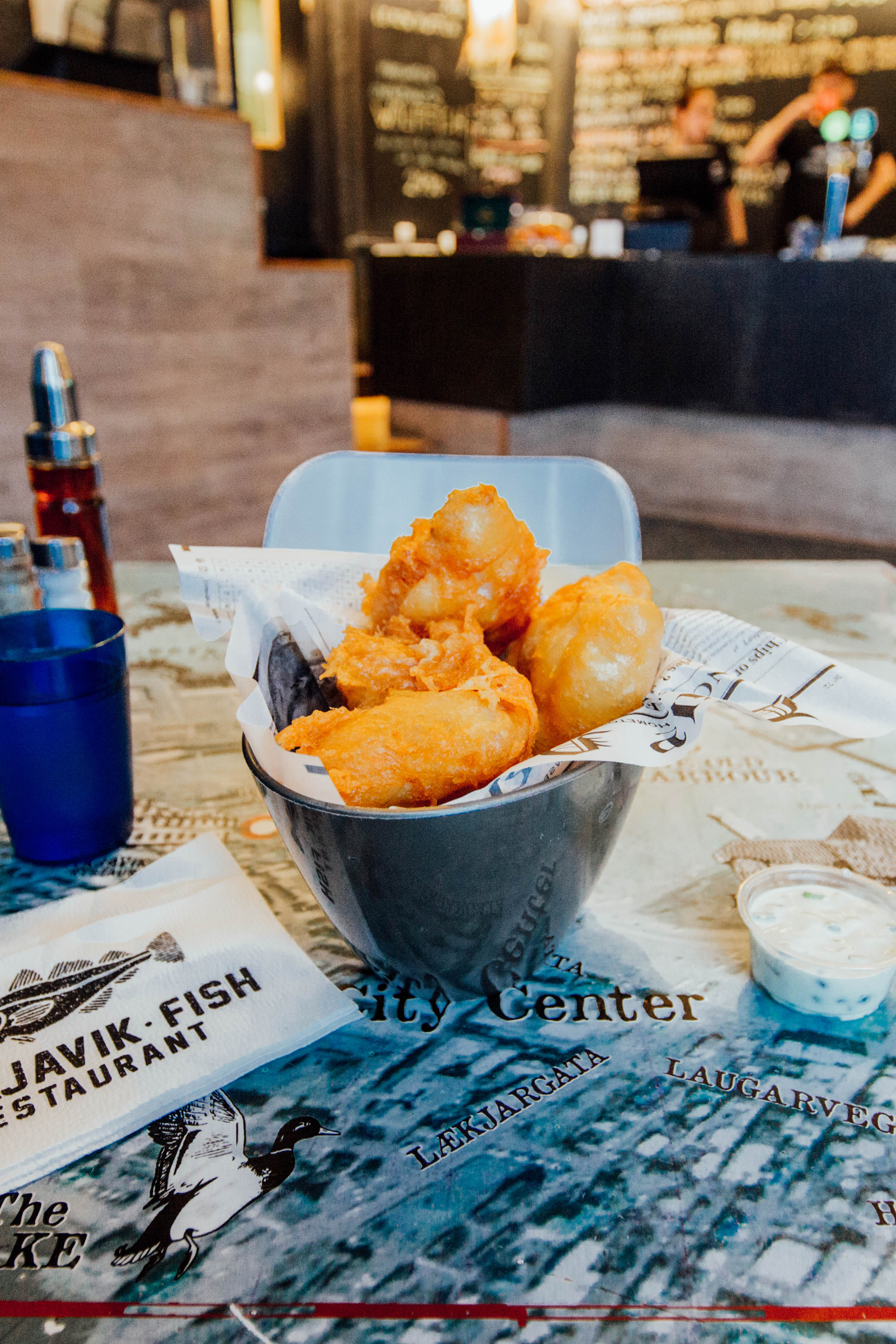 Reykjavik Fish and Chips