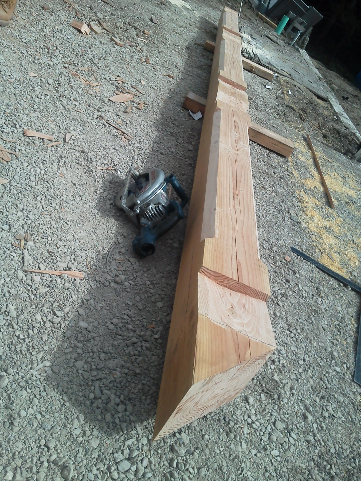 Beam Notching