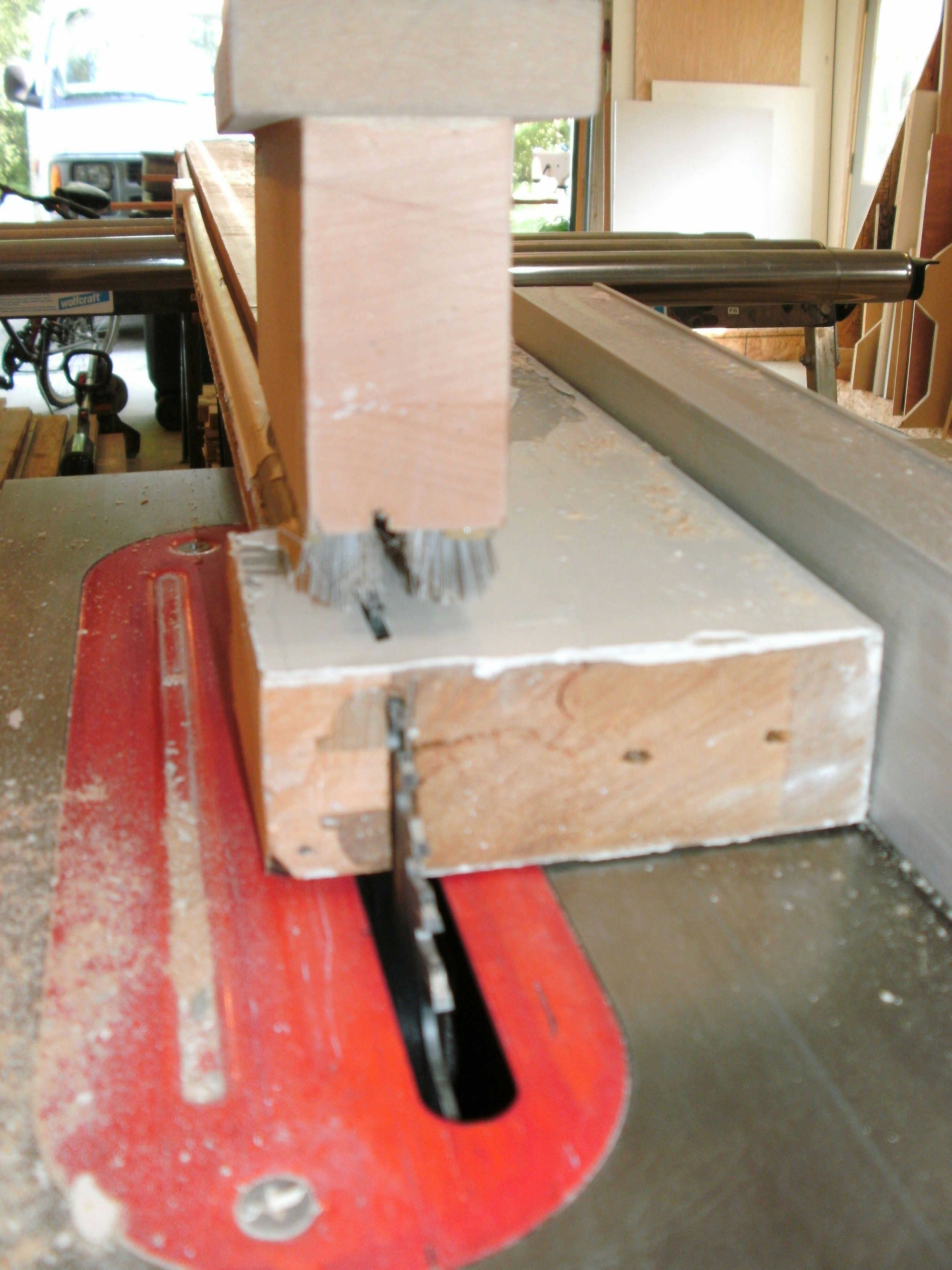 Rough Cutting Doors