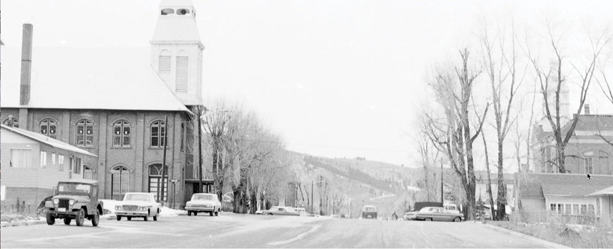 St Mary's Church, Aspen CO