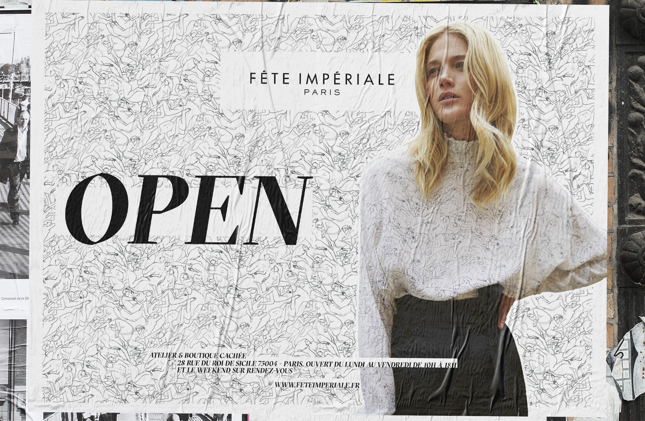 FÊTE IMPERIALE / PUBLICITÉ