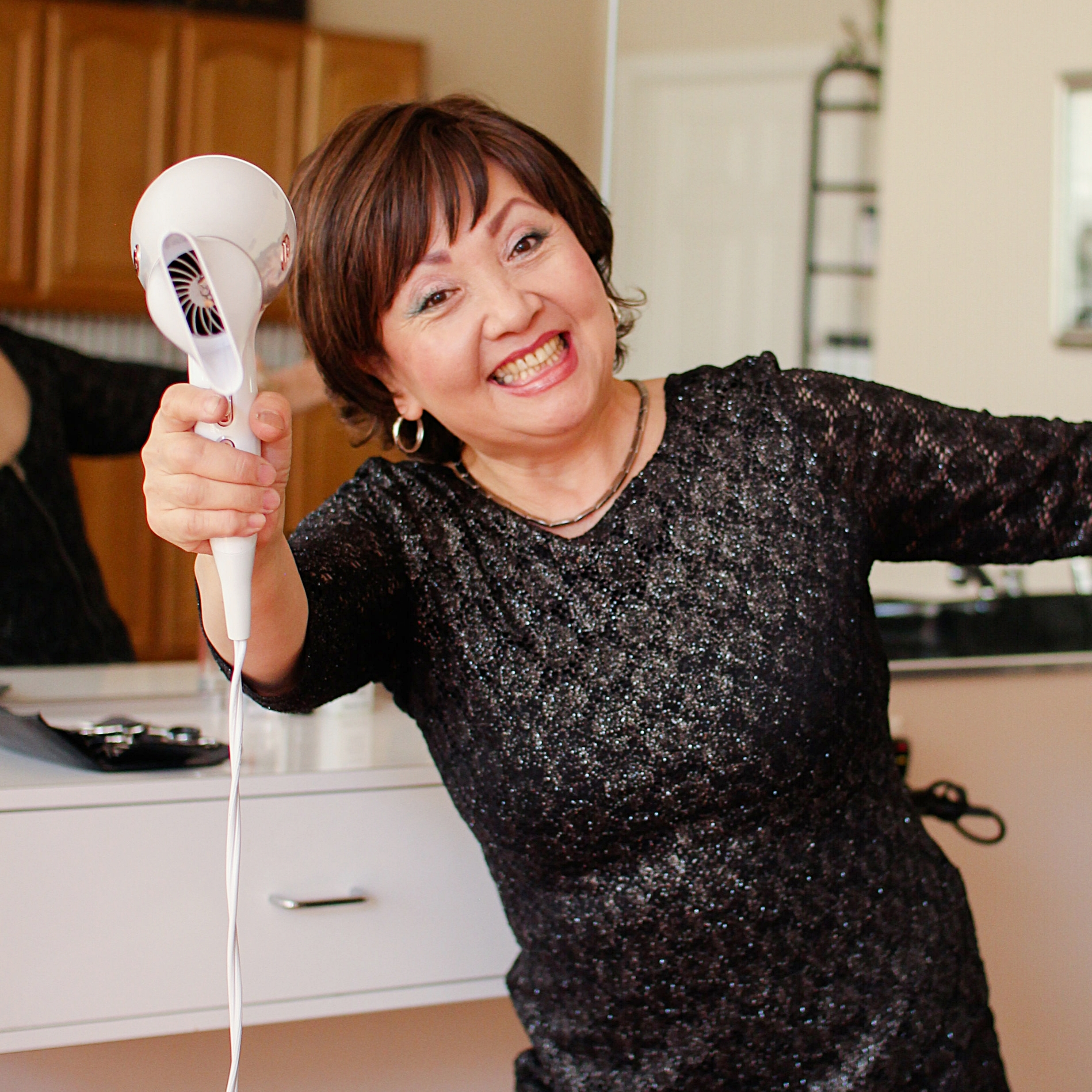 Meet Yuna - Yuna Beauty has been in business in Rockland County for over 20 years. Through word of mouth, she has become highly regarded as the expert in Japanese hair straightening in the Tri-State area. What sets Yuna apart is her innate understanding of hair and the straightening process. Her warm and out-going personality makes her fun to be around. Most of Yuna's clients have become family. Yuna is the only professional on site so clients receive a unique one-on-one experience. Loyal clients come back to the salon for its casual and cozy vibe. Yuna Beauty is a full service salon that is located in the heart of New City on Main Street.