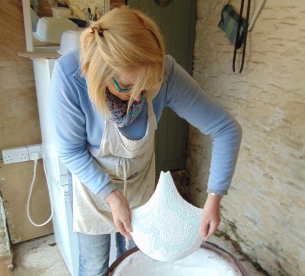 Susan Luker - Ceramicist