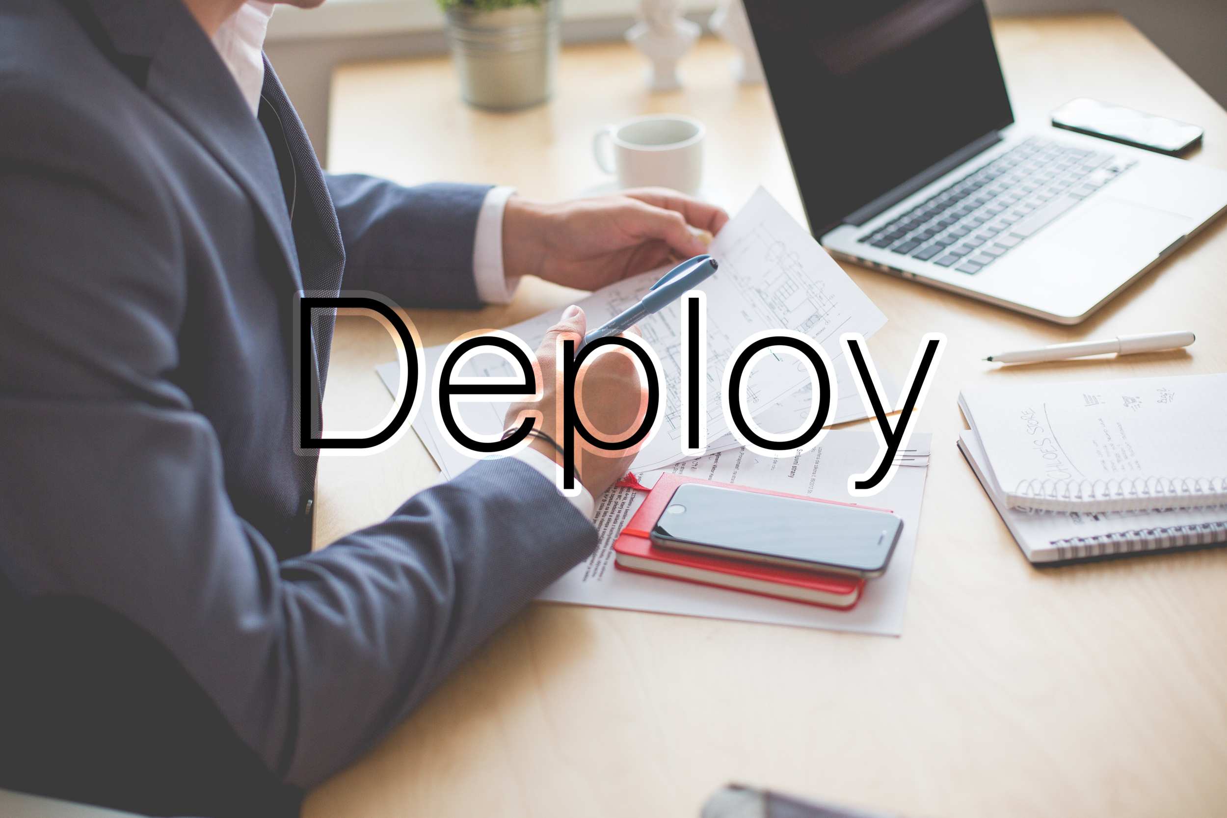 We recognize that a successful deployment consists of following a well-defined plan, and effectively testing and piloting a solution that meets clients expectations, while mitigating risk.