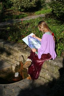 painting @ the well...magdalene.jpg