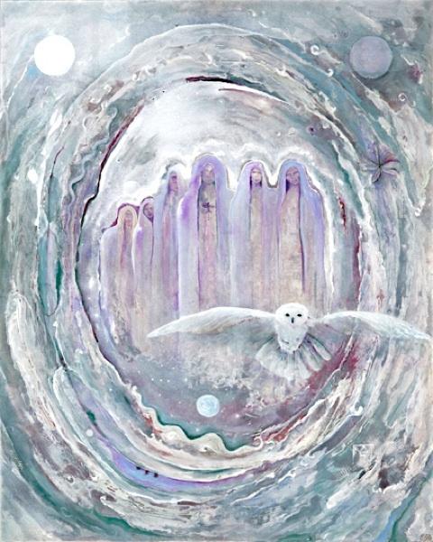 White Owl's Flight