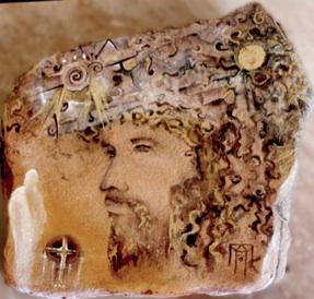 Jesus Rock by Cher Lyn