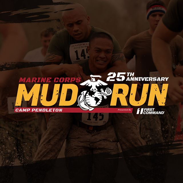 Marine Corp Mud Run June 9 & 10. Celebrate Spring and support your U.S. Marines! Get 10% off registration! 10k $74/5K $54. Including Kids 2K and Virtual Run use code SPRINGMCMR18 #marinecorpsmudrun