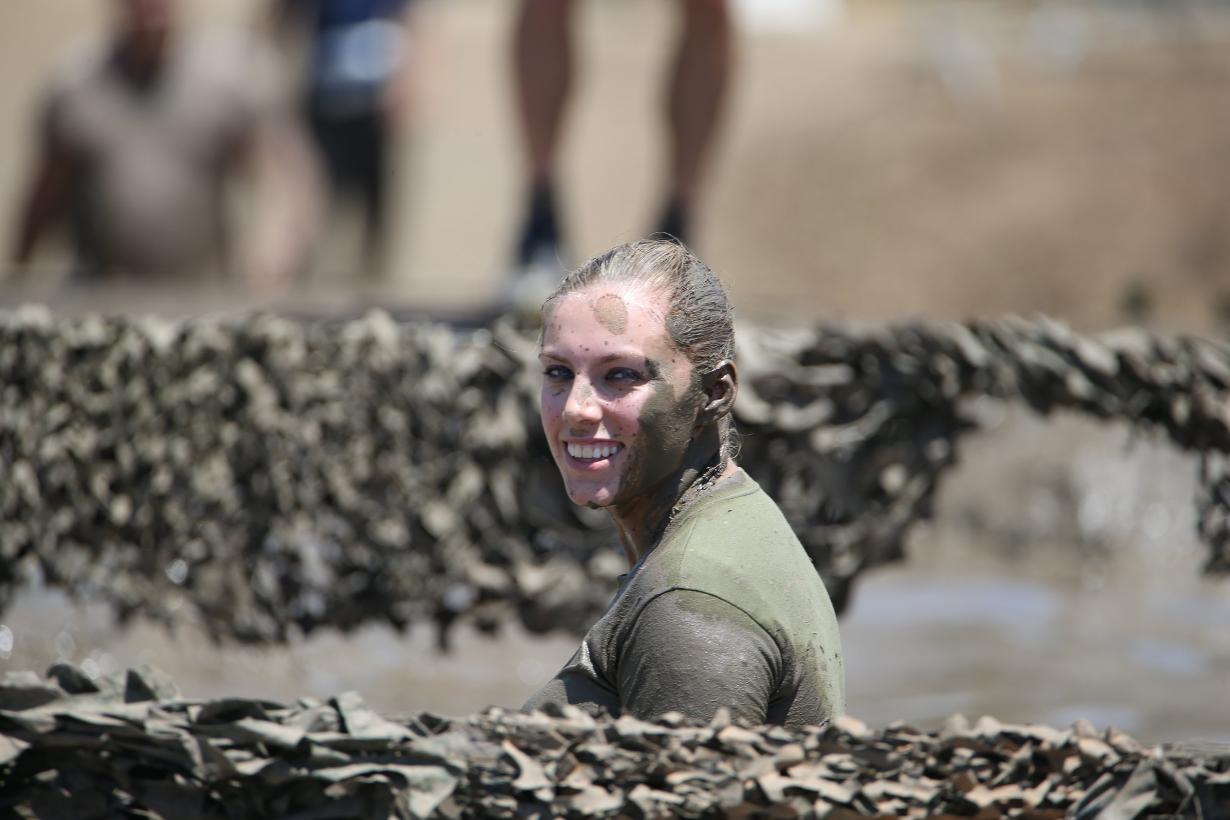 2016 June 4 5 Camp Pendleton CA  Marine Corps World Famous Mud Run 92055 (7).jpg