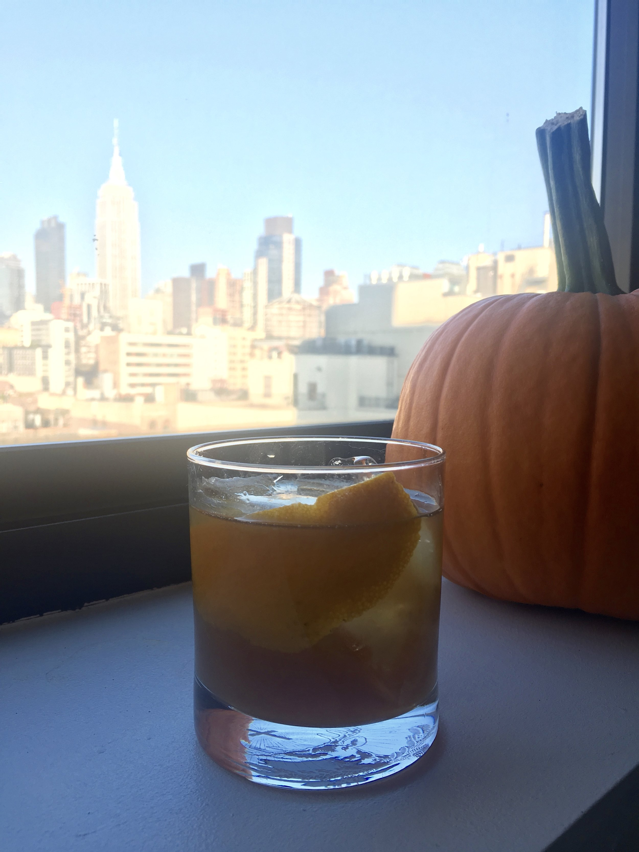 Fall Cocktails - The Kissters