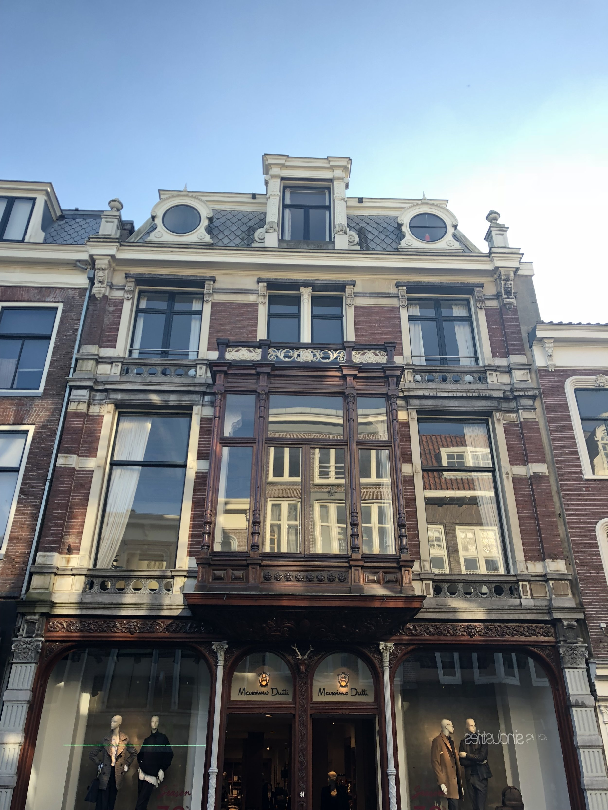 Utrecht Architecture - The Kissters