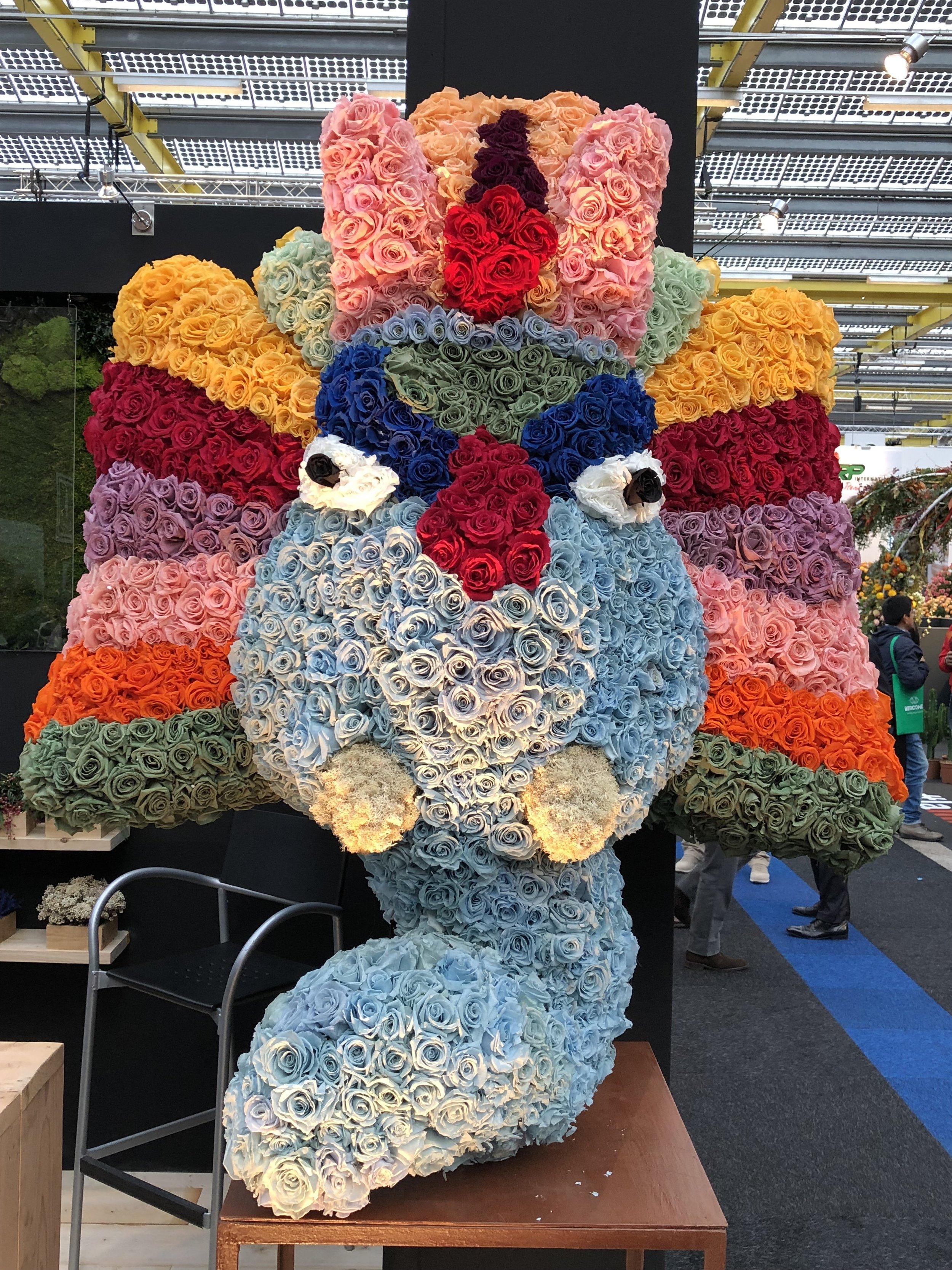 International Flower Show - The Kissters