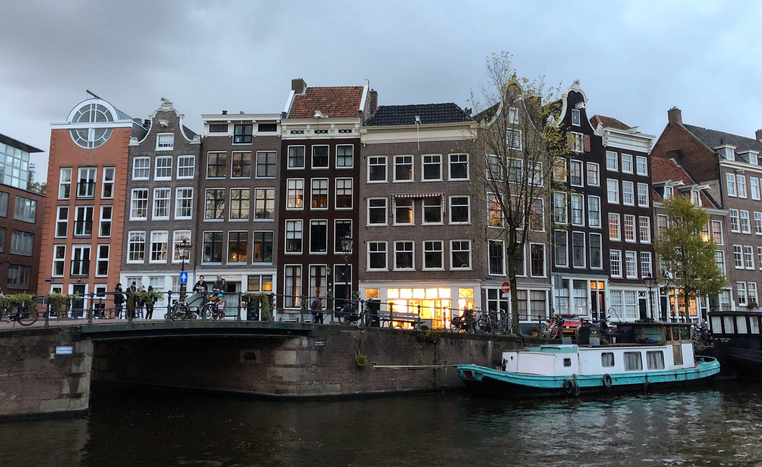 Amsterdam - The Kissters
