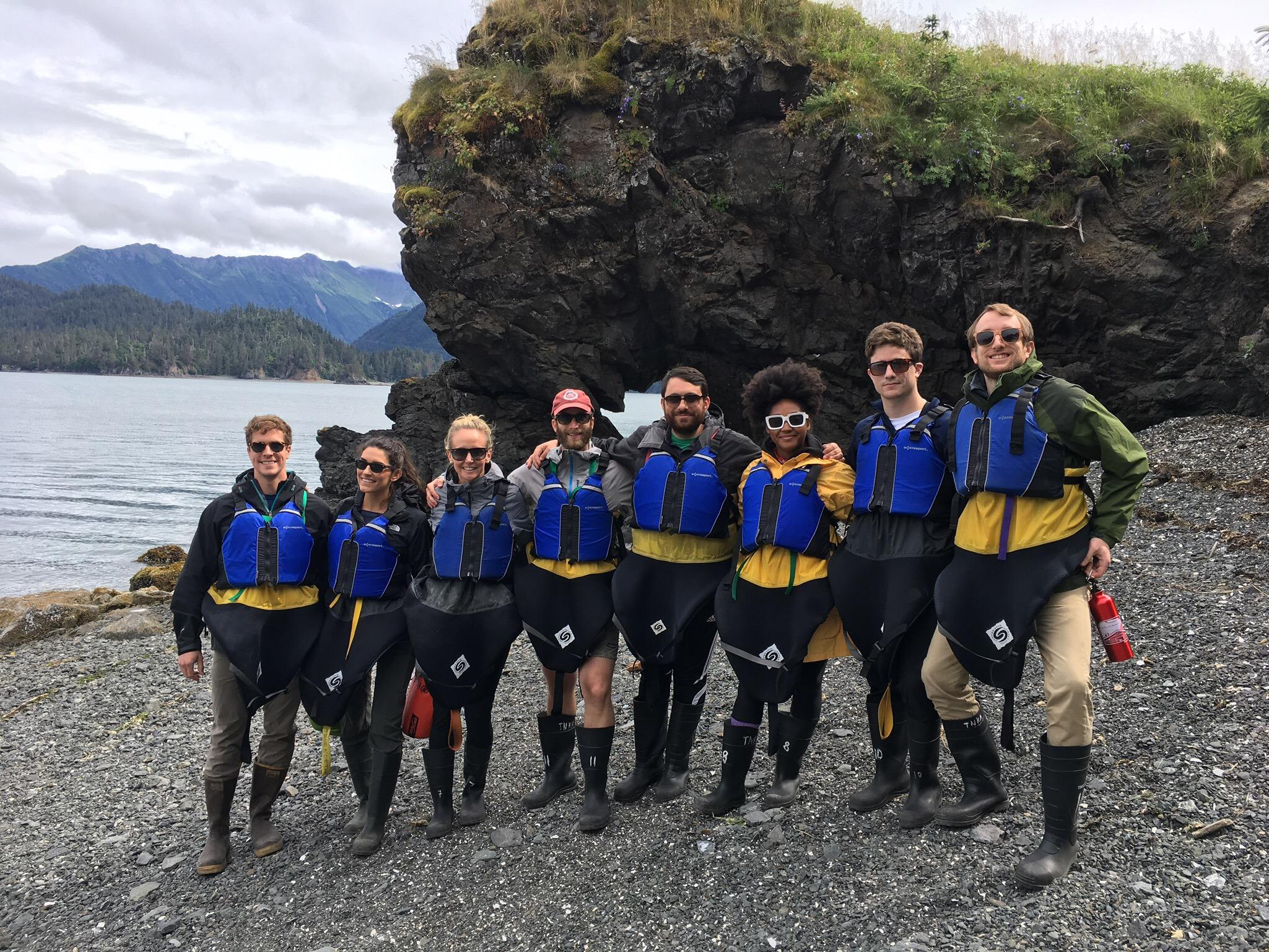 Alaska Yukon Island - The Kissters