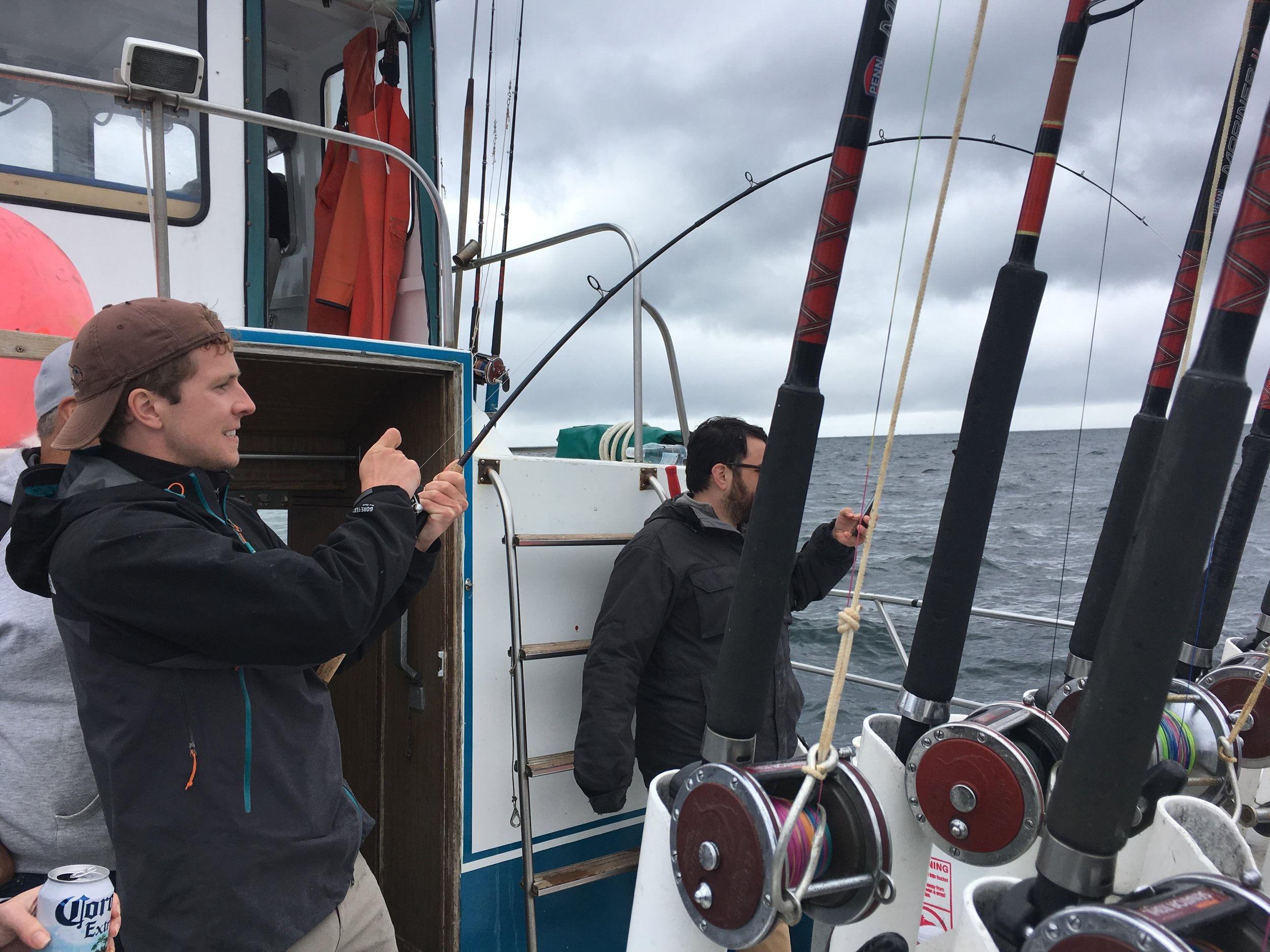 Alaska Fishing - The Kissters
