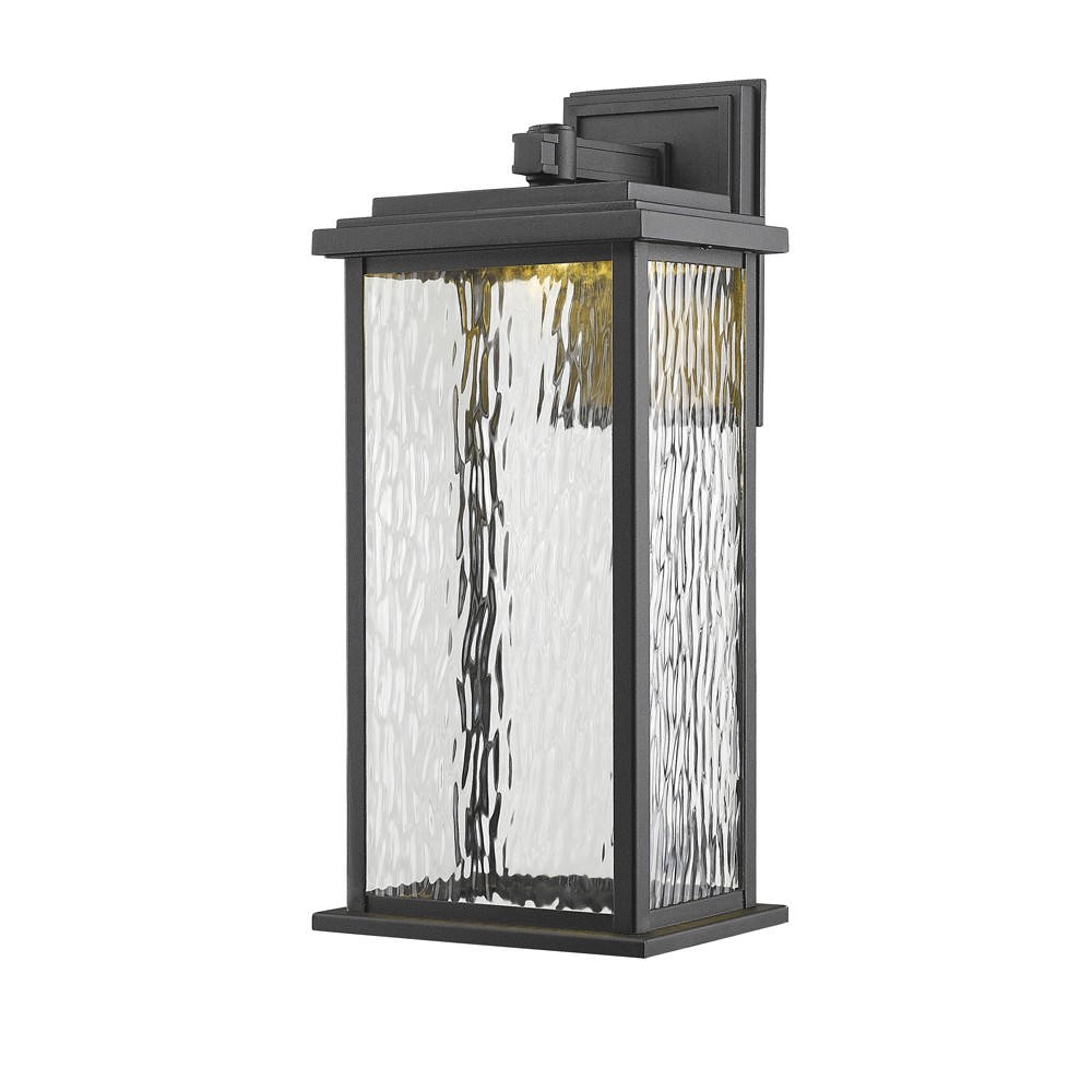 H - Artcraft -  Sussex - Black Exterior Light - AC9072BK.jpg