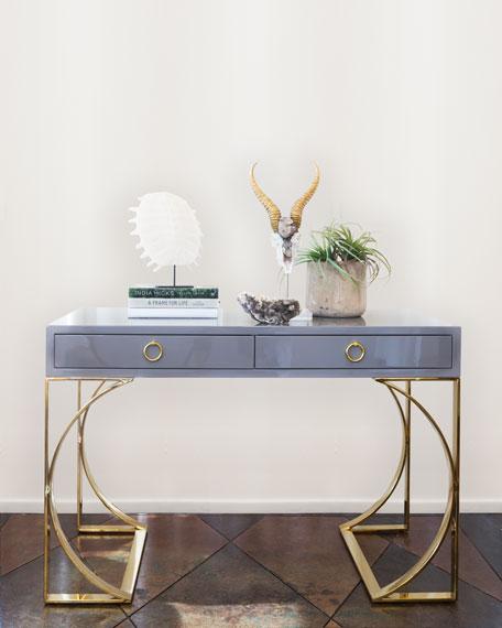 Matthews Interiors - Office Furniture - Horchow - Abi writing desk.jpg