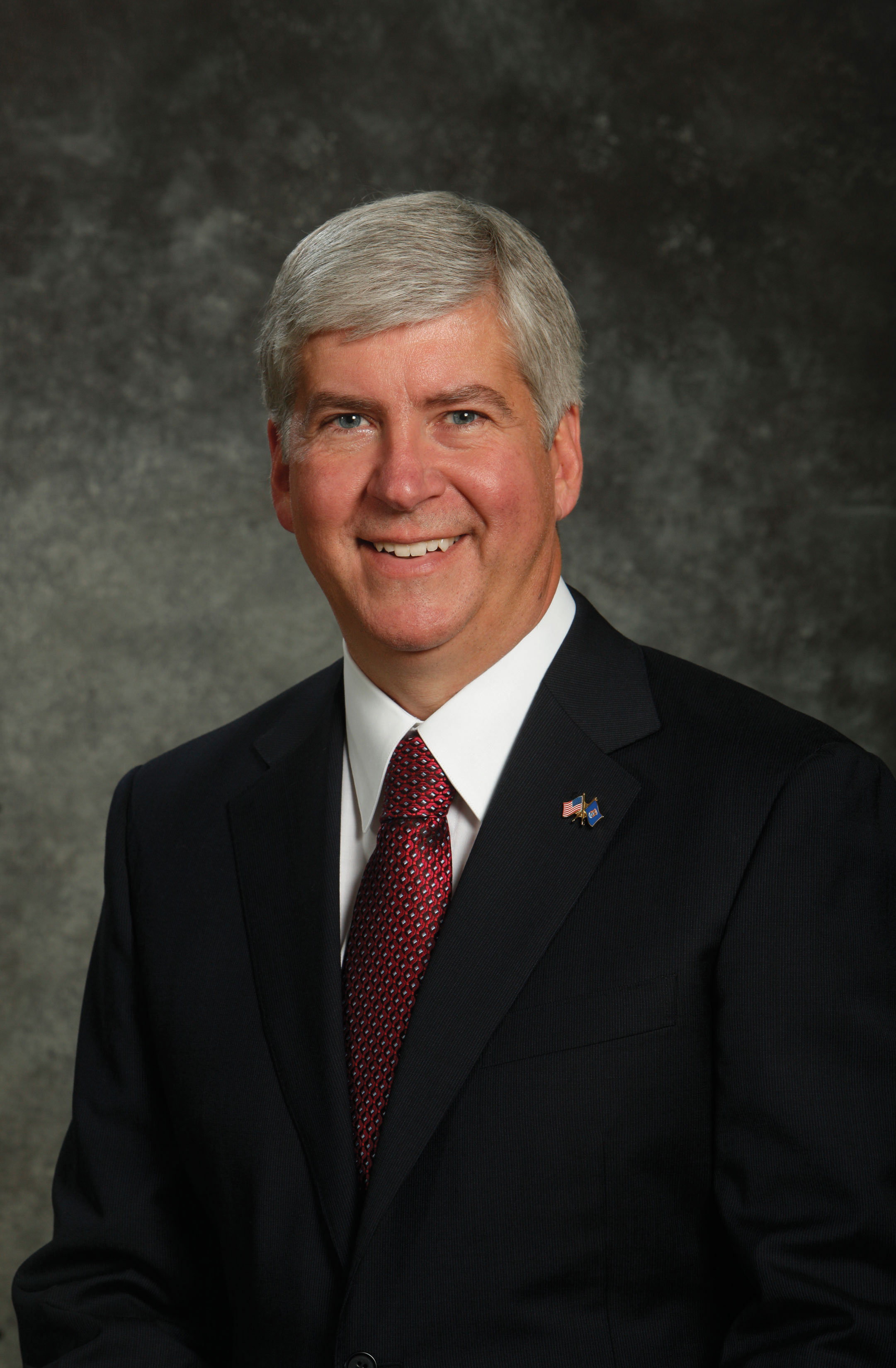 Governor Rick Snyder, Michigan