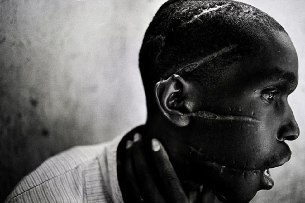James Nachtwey - Rwanda